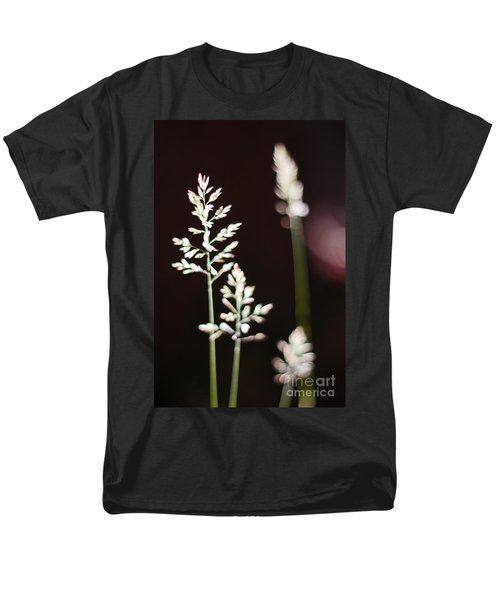 Men's T-Shirt  (Regular Fit) featuring the photograph Wild Grass by Andy Prendy