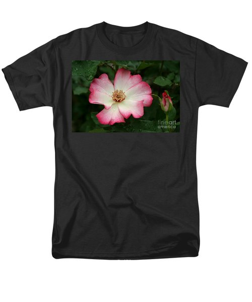 Men's T-Shirt  (Regular Fit) featuring the photograph Windmill by Living Color Photography Lorraine Lynch
