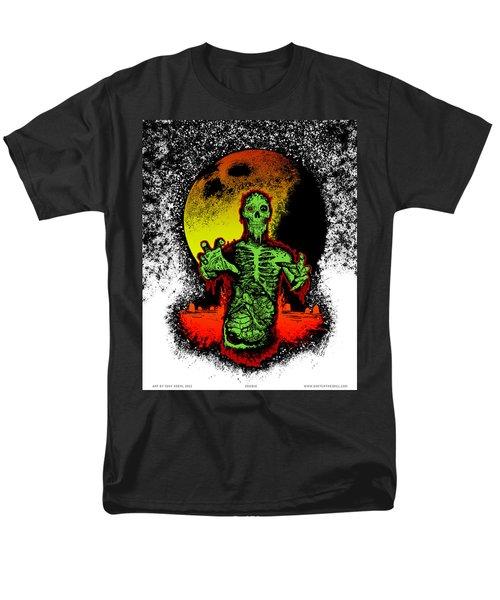 Zombie Men's T-Shirt  (Regular Fit) by Tony Koehl