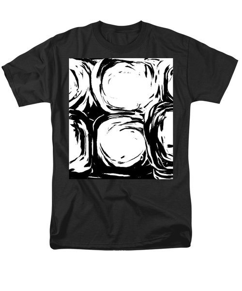 Free Scope To The Non-material Strivings Of The Soul Men's T-Shirt  (Regular Fit) by Danica Radman