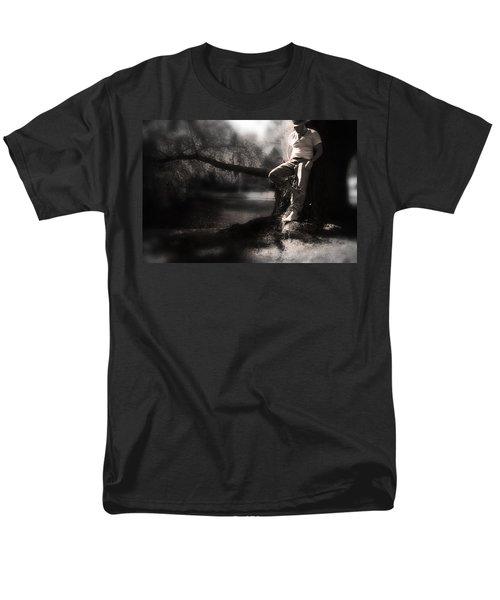 Men's T-Shirt  (Regular Fit) featuring the photograph ... by Gray  Artus