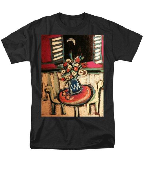 Night Cafe Men's T-Shirt  (Regular Fit) by Hae Kim