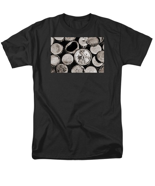 Men's T-Shirt  (Regular Fit) featuring the photograph  Vintage Opener  by Andrey  Godyaykin