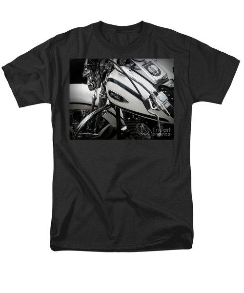 1 - Harley Davidson Series  Men's T-Shirt  (Regular Fit) by Lainie Wrightson