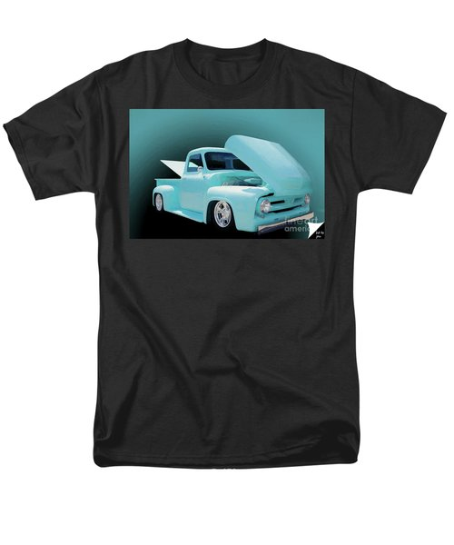 Men's T-Shirt  (Regular Fit) featuring the photograph Baby Blue 2 by Jim  Hatch