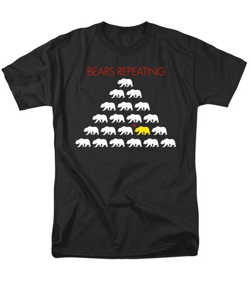 Bears Repeating Men's T-Shirt  (Regular Fit) by Jim Pavelle