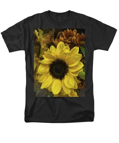 Men's T-Shirt  (Regular Fit) featuring the photograph Bright Bouquet by Arlene Carmel