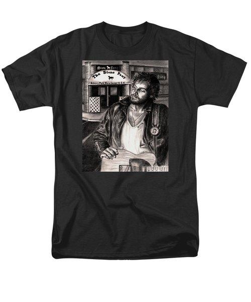 Bruce Springsteen Men's T-Shirt  (Regular Fit)
