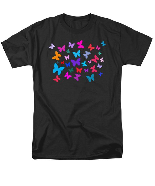 Butterflies Men's T-Shirt  (Regular Fit) by Bill Owen