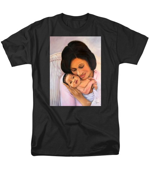 Chanelle And Kaycee Victoria Men's T-Shirt  (Regular Fit)