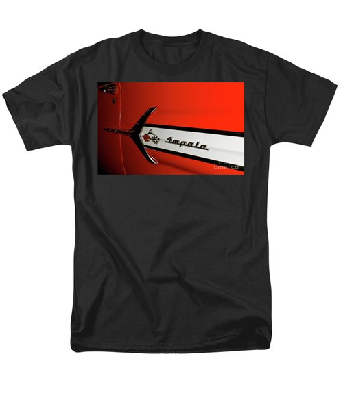 Chevy Impala Men's T-Shirt  (Regular Fit)