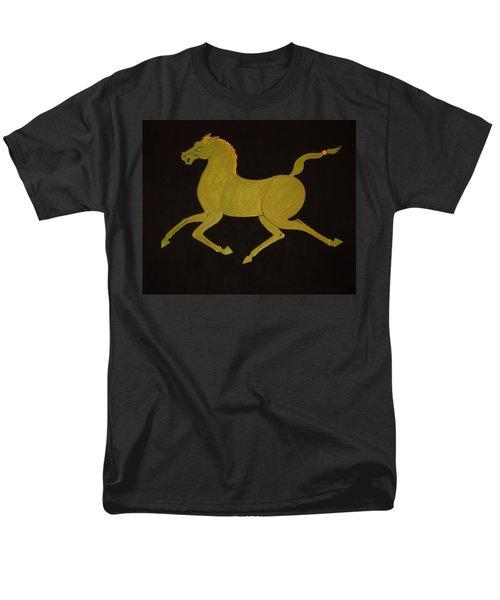 Chinese Horse #2 Men's T-Shirt  (Regular Fit)