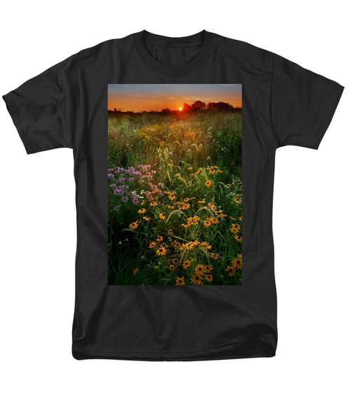 Colors Of Summer Men's T-Shirt  (Regular Fit) by Rob Blair