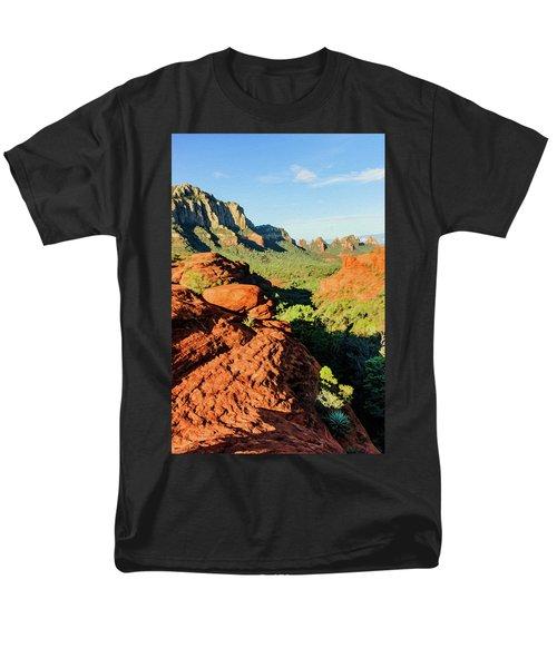 Cowpie 07-112 Men's T-Shirt  (Regular Fit) by Scott McAllister