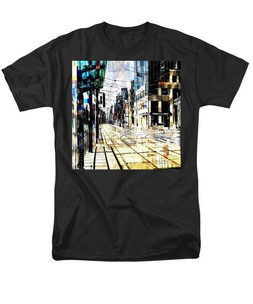 Crossing Spadina Men's T-Shirt  (Regular Fit) by Nicky Jameson
