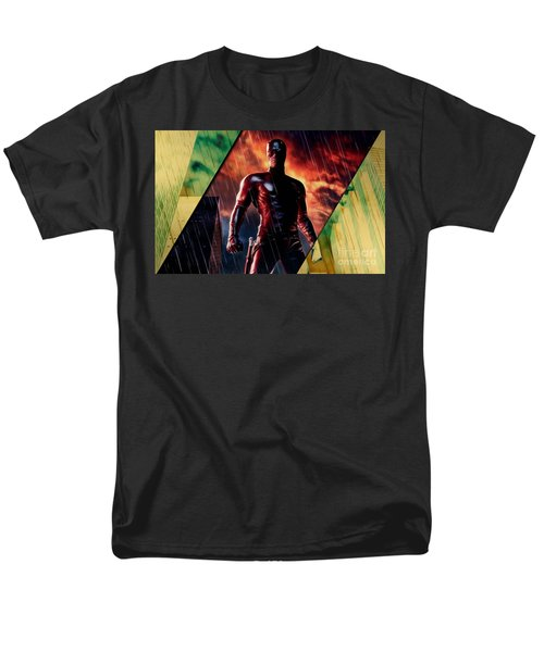 Daredevil Collection Men's T-Shirt  (Regular Fit) by Marvin Blaine