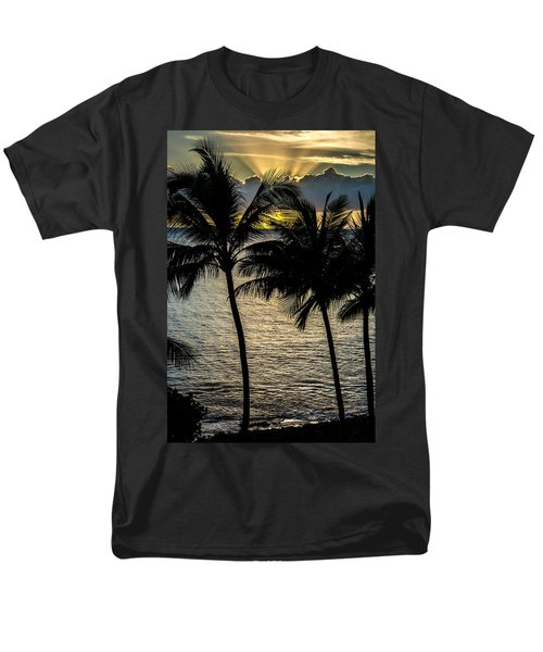 Day Is Done Men's T-Shirt  (Regular Fit) by Colleen Coccia