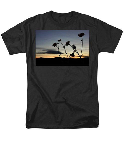 Death Valley Superbloom 104 Men's T-Shirt  (Regular Fit)