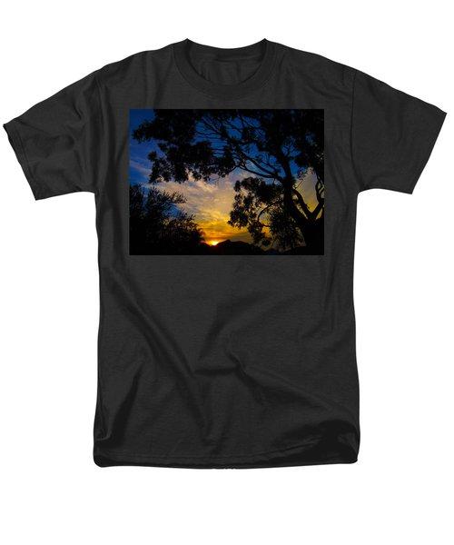 Dream Sunrise Men's T-Shirt  (Regular Fit) by Mark Blauhoefer