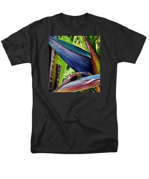Men's T-Shirt  (Regular Fit) featuring the photograph Exotic by Werner Lehmann