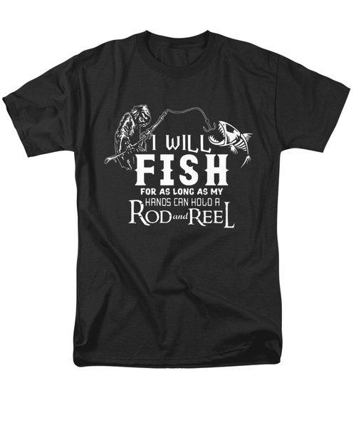 Fishing Men's T-Shirt  (Regular Fit) by Thucidol