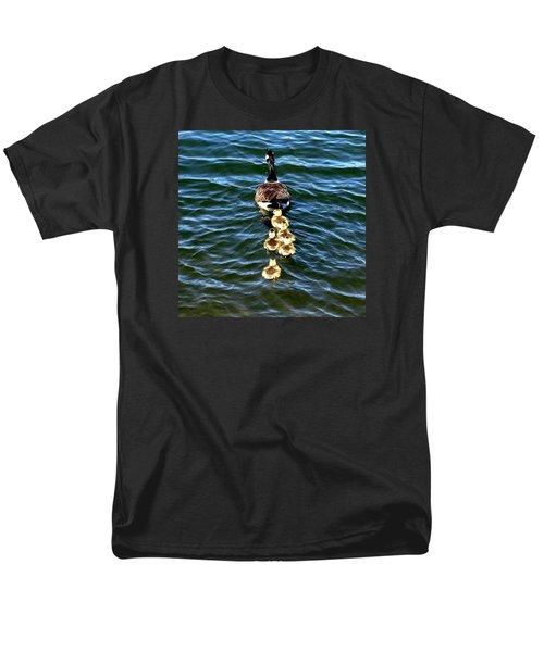 Men's T-Shirt  (Regular Fit) featuring the photograph Follow Me by Nick Kloepping