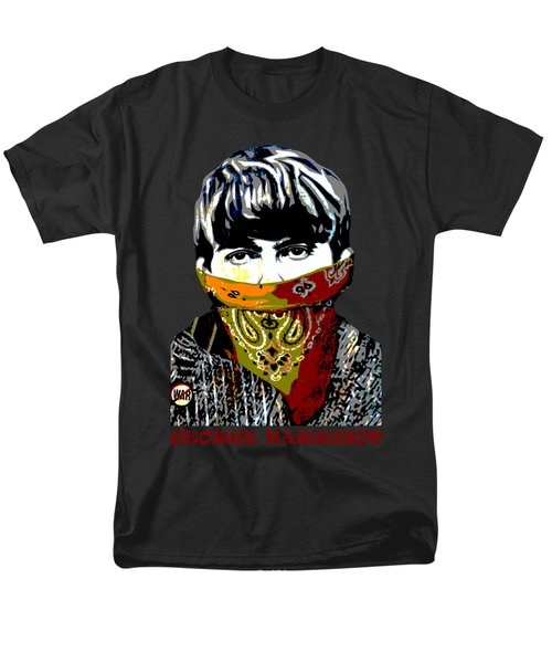 George Harrison Men's T-Shirt  (Regular Fit) by RicardMN Photography