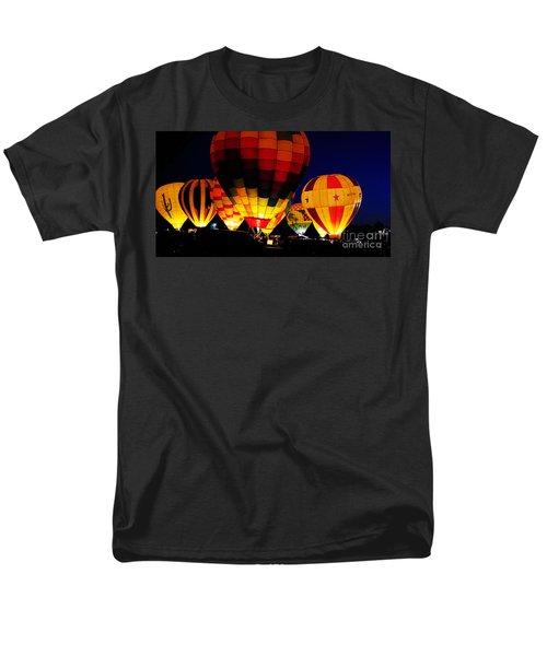 Glowing Men's T-Shirt  (Regular Fit) by Clayton Bruster