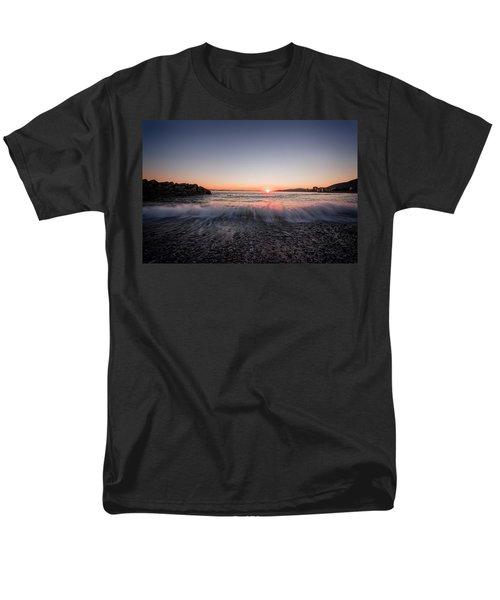Kiss Of The Night Men's T-Shirt  (Regular Fit) by Sabine Edrissi