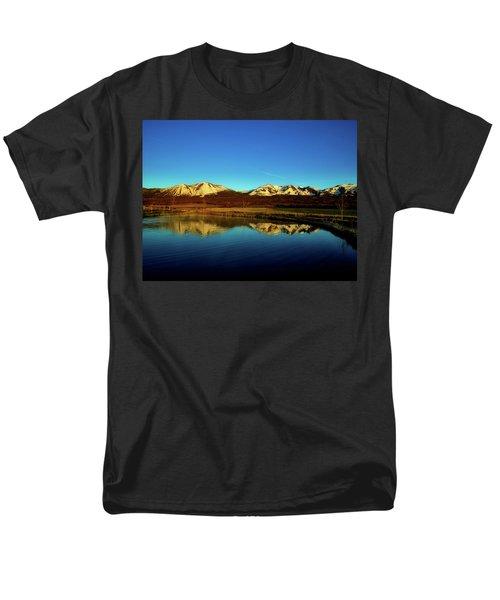 Good Morning Colorado Men's T-Shirt  (Regular Fit) by L O C
