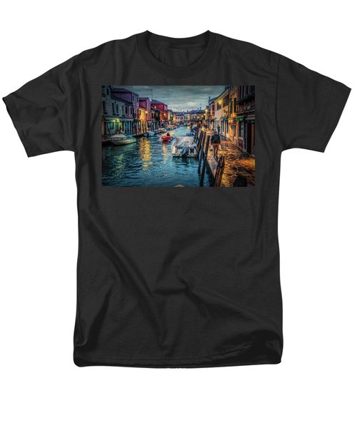Heading For Home. Men's T-Shirt  (Regular Fit) by Brian Tarr