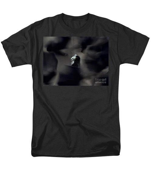 Just For Today I Will Not Be Afraid  Men's T-Shirt  (Regular Fit) by Dana DiPasquale