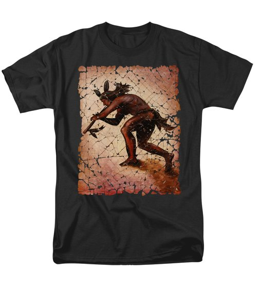 Kokopelli The Flute Player  Men's T-Shirt  (Regular Fit)