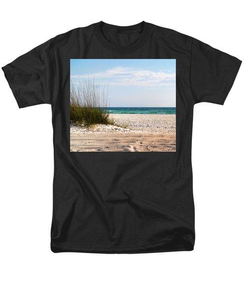 Lido Beach Men's T-Shirt  (Regular Fit) by Athala Carole Bruckner