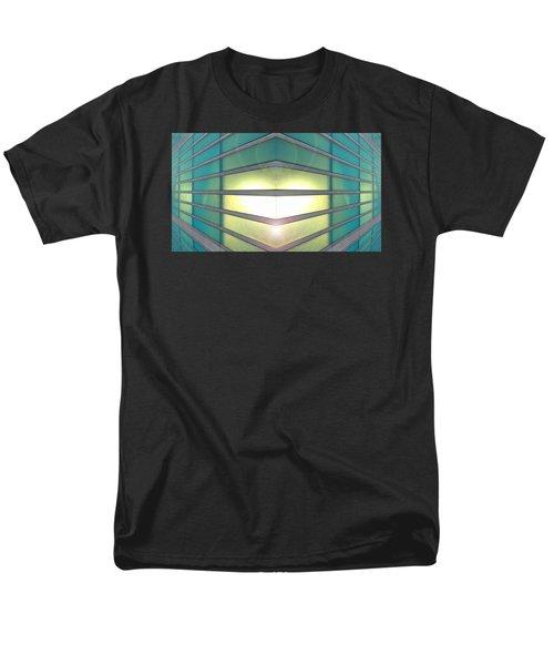 Luminous Corner Men's T-Shirt  (Regular Fit) by John Norman Stewart