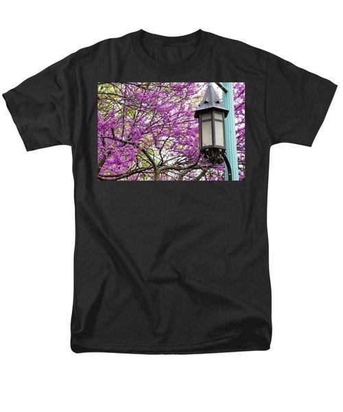 Michigan State University Spring 7 Men's T-Shirt  (Regular Fit) by John McGraw