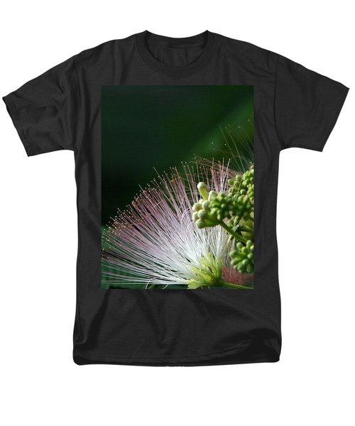 Men's T-Shirt  (Regular Fit) featuring the photograph Mimosa Whiskers by John Glass