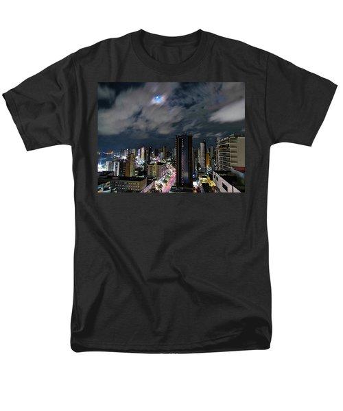 Moonlight Men's T-Shirt  (Regular Fit) by Cesar Vieira