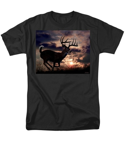 On The Run Men's T-Shirt  (Regular Fit) by Bill Stephens