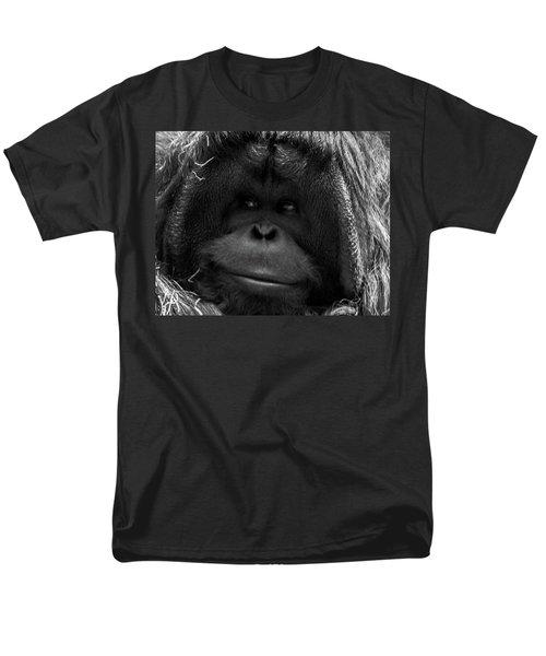Orangutan Men's T-Shirt  (Regular Fit) by Martin Newman