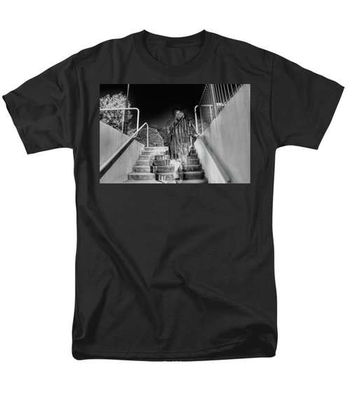 Out Of Phase Men's T-Shirt  (Regular Fit) by Andy Lawless
