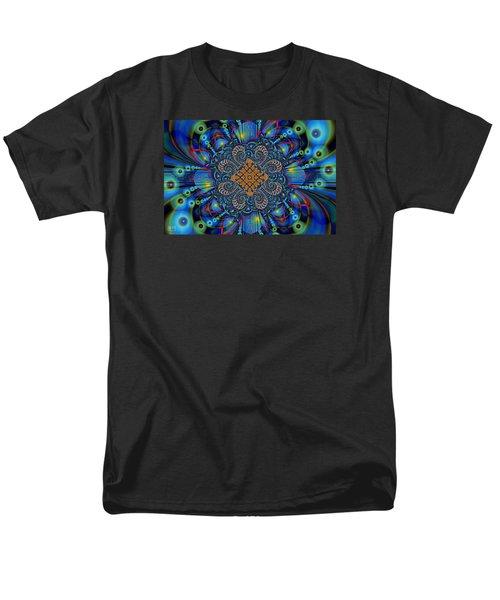 Past Life Men's T-Shirt  (Regular Fit) by Jim Pavelle