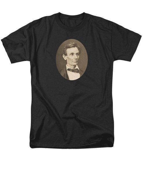 President Abraham Lincoln Men's T-Shirt  (Regular Fit)