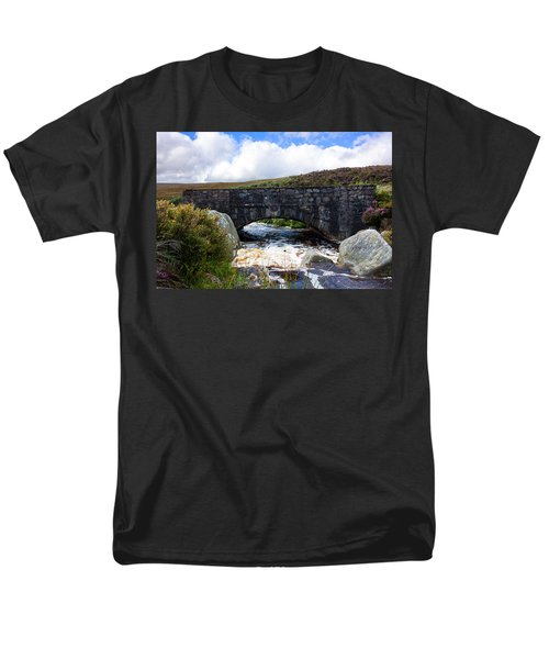 Ps I Love You Bridge In Ireland Men's T-Shirt  (Regular Fit) by Semmick Photo