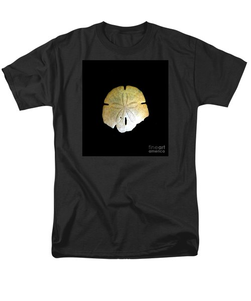 Sand Dollar Men's T-Shirt  (Regular Fit) by Fred Wilson
