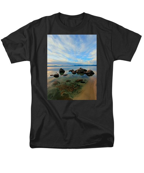 Serenity  Men's T-Shirt  (Regular Fit) by Sean Sarsfield