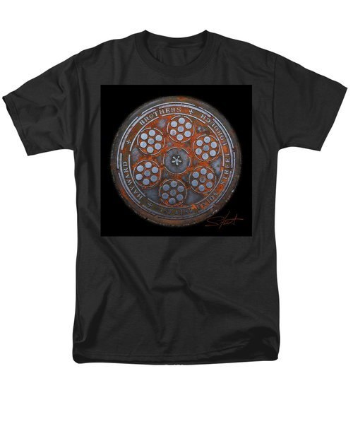 Shield Men's T-Shirt  (Regular Fit) by Charles Stuart