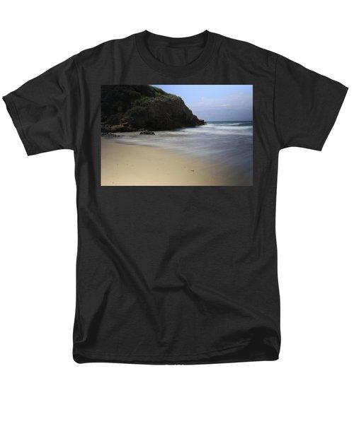Silent. Men's T-Shirt  (Regular Fit) by Shlomo Zangilevitch
