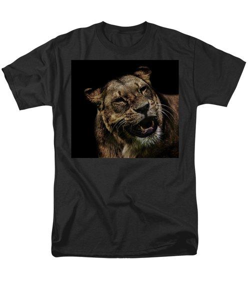 Orangutan Smile Men's T-Shirt  (Regular Fit) by Martin Newman