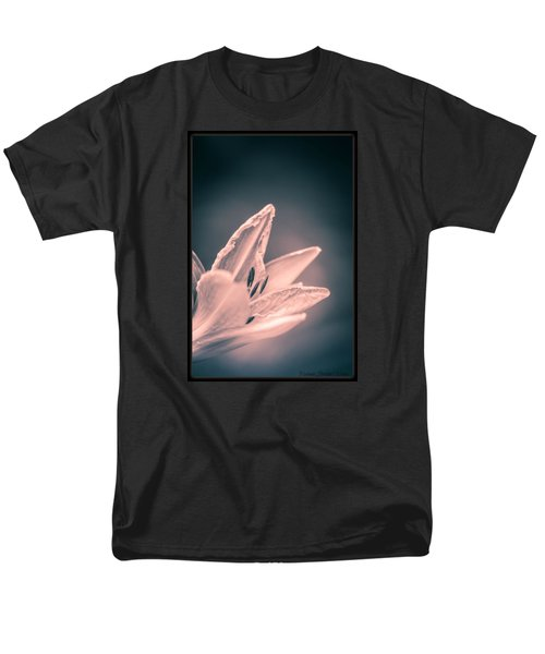 Soft Pink Men's T-Shirt  (Regular Fit)